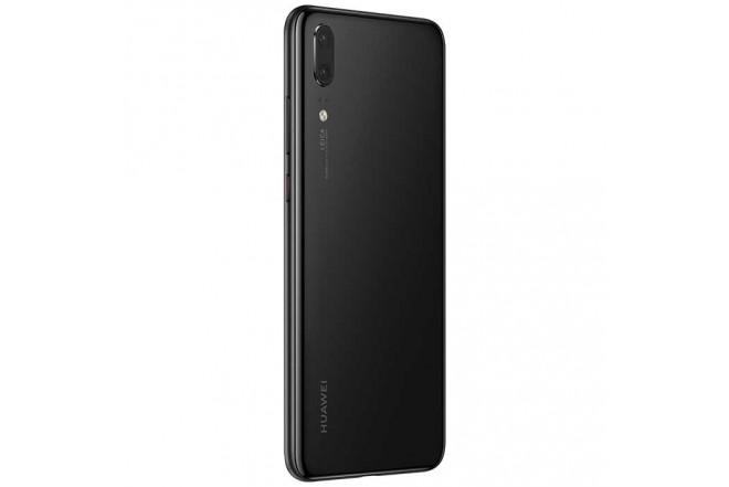 Celular Libre HUAWEI P20 Negro DS 4G