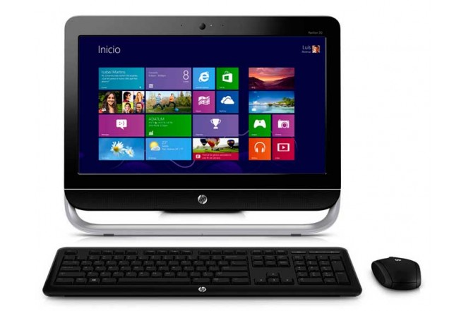 PC All in One HP Pavilion 20-b001