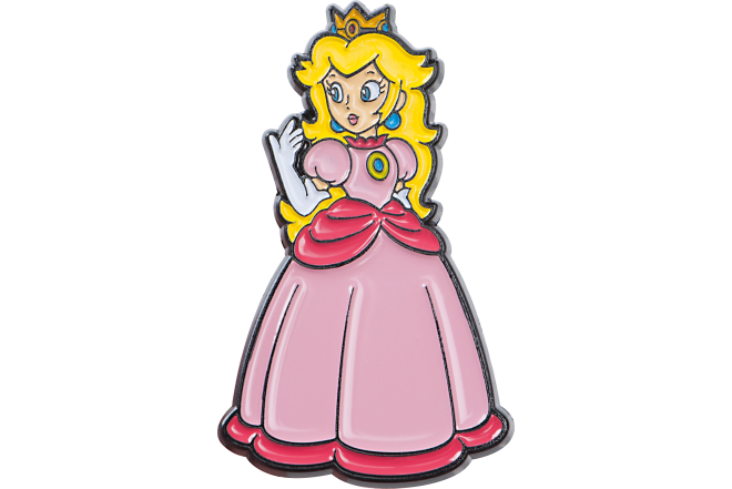 Pin Super Mario Collector-f