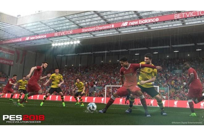 Videojuego XBOX ONE Pro Evolution Soccer 2018-d
