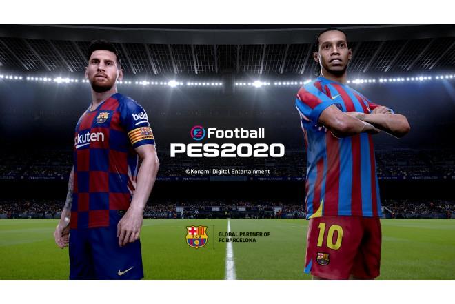 Juego PS4 Pro Evolution 2020