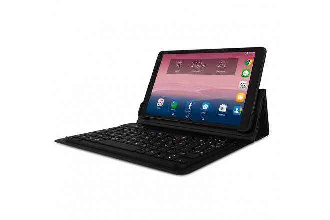 "Tablet 10"" ALKATEL Pixi3 16G Negro + Teclado"