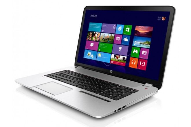 Notebook HP Envy 17-j150la