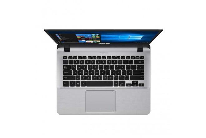 "Portátil ASUS - X407MA - Intel Celeron - 14"" Pulgadas - Disco duro 50Gb - Gris 1"
