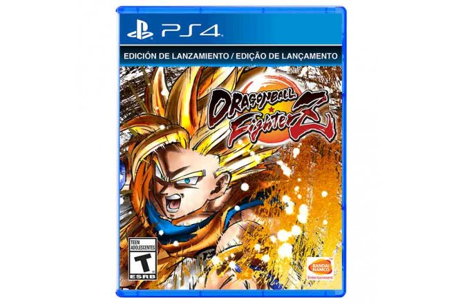 Videojuego PS4 Dragon Ball Fighter Z