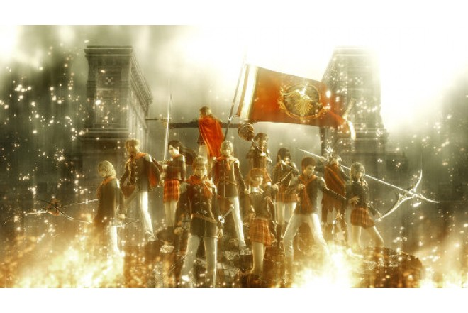 Videojuego PS4 Final Fantasy Type-0-1