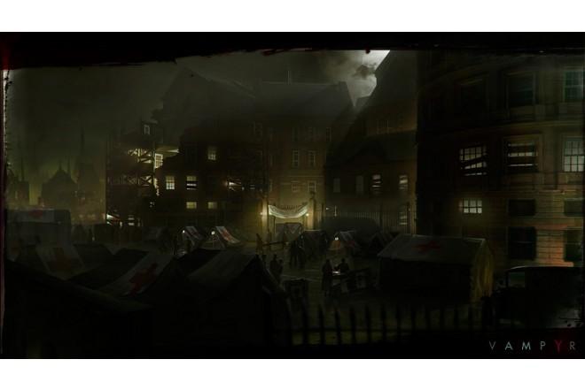 Videojuego PS4 Vampyr-2