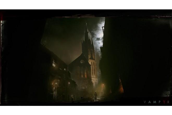 Videojuego PS4 Vampyr-1