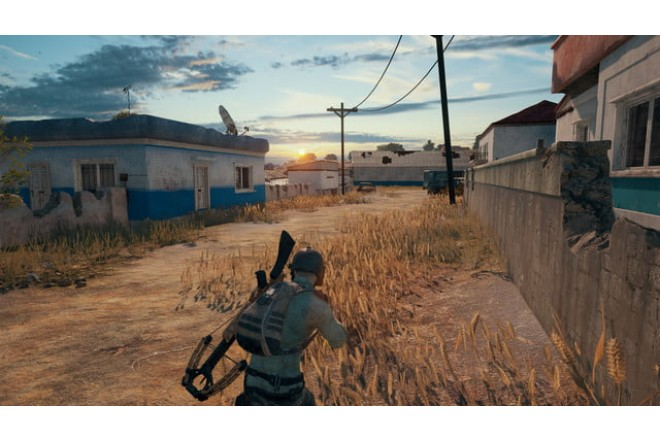 Consola XBOX ONE S 1 Tera +Videojuego Playerunknown's Battlegrounds-d