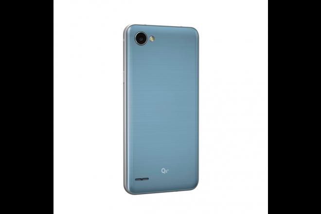 Celular Libre LG Q6 ALPHA SS 4G Plata