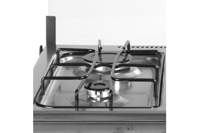 Estufa de Piso ABBA 305-4 HV 60Cm EEGN IVF Acero