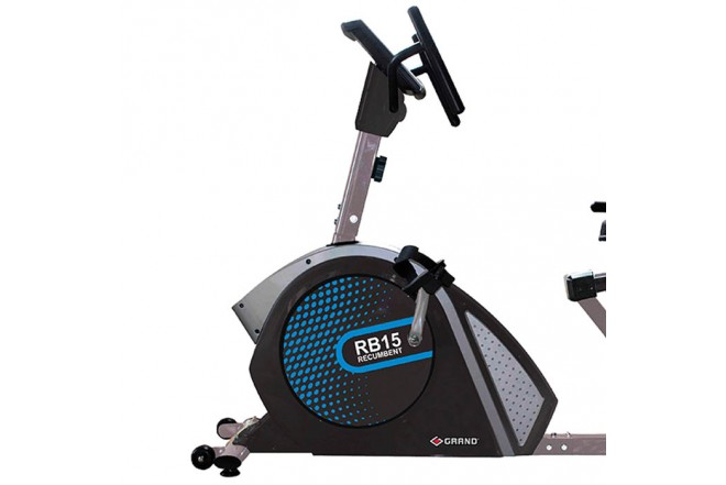 Bicicleta Recumbent VITAL PLATE Manual RB15