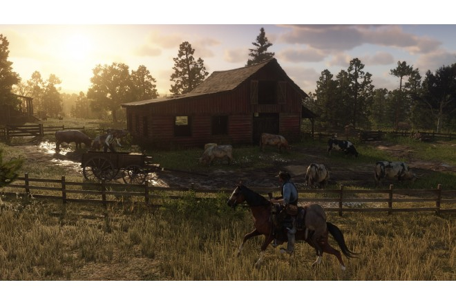 Videojuego PS4 Red Dead Redemption 2