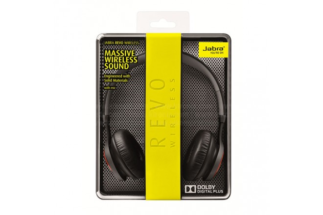 Audifonos bluetooth Around Ear  JABRA Revo