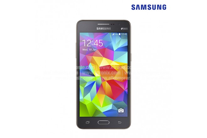 Celular Samsung GrandPrime VE Gris 4G