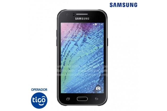 Celular TIGO SAMSUNG GX J1 LTE + PREPAGADA 3X39