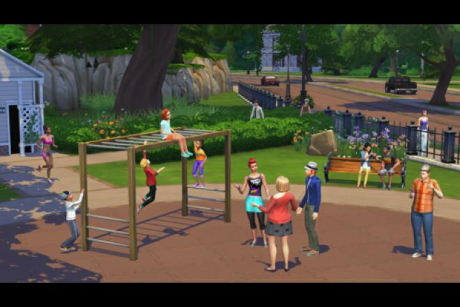 Videojuego XBOX ONE The Sims 4-b