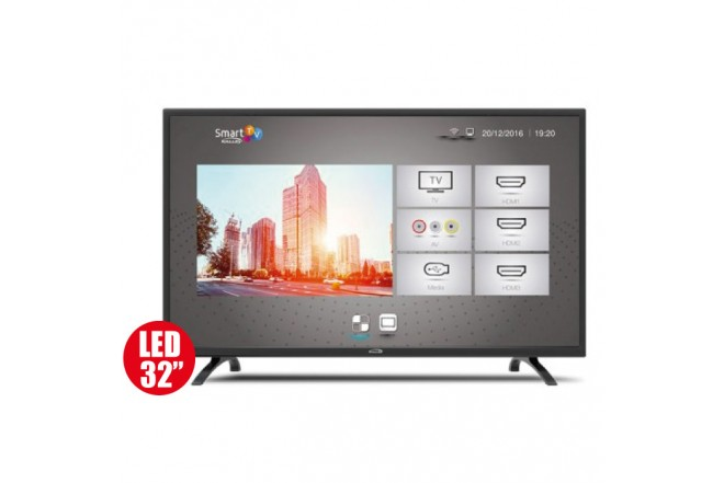 "TV 32"" 80cm KALLEY LED HD 32HDSQT2IN"