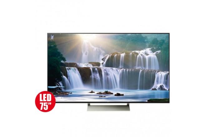 "TV 75"" 189cm LED SONY 75X947E 4K Internet"