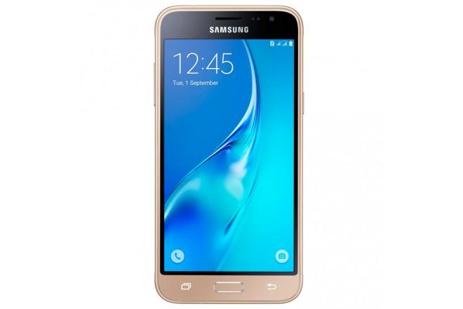 Celular Libre SAMSUNG Galaxy J3 Dorado DS 4G