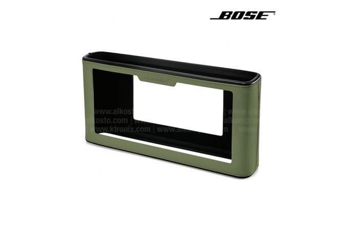 Cover BOSE Soundlink III O Green