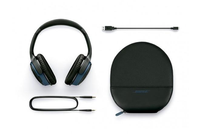 Audífonos BOSE SoundLink AroundEar 2 Bluetooth Negro II