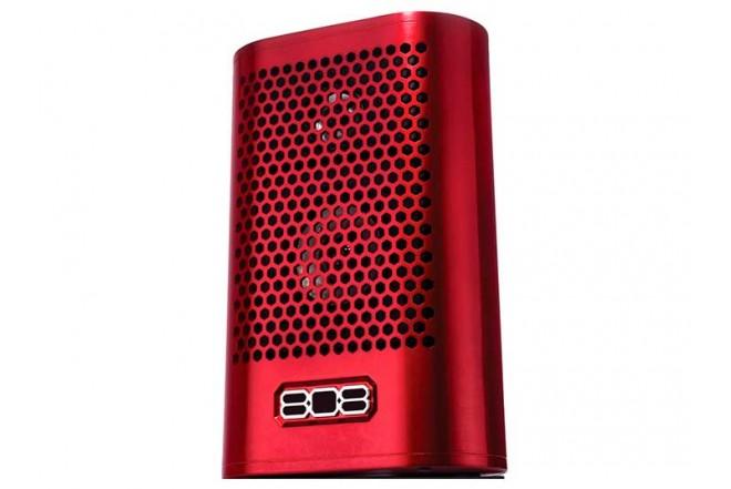 Parlante Bluetooth 808 SP900 Rojo