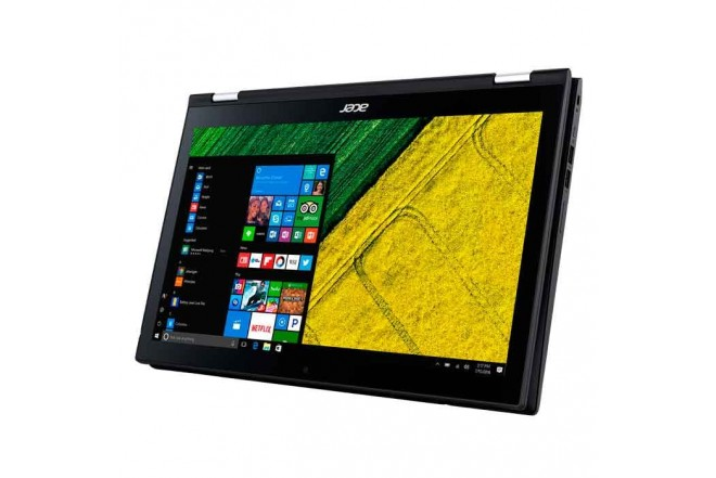 "Convertible 2 en 1 ACER - SP315-51-377Y - Intel Core i3 7100U - 15.6"" FHD Touch - Disco Duro 1TB - Black"
