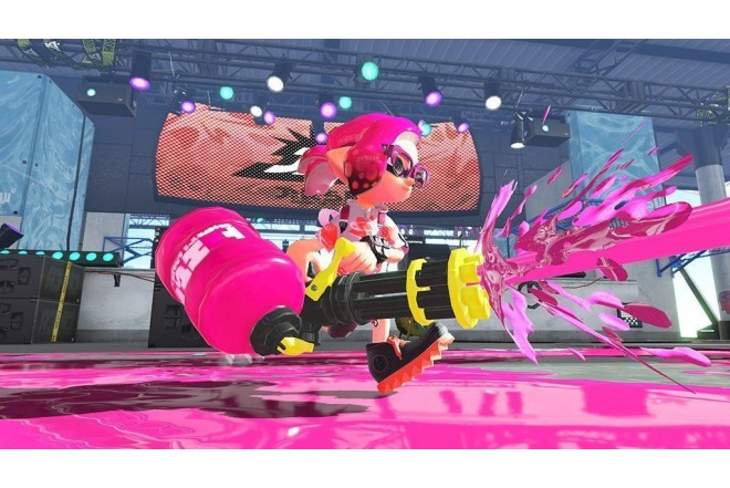 Videojuego SWITCH Splatoon 2-2