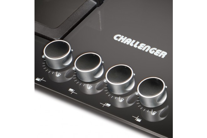 Cubierta CHALLENGER 60Cm SQ6763 4PMFGN Negro