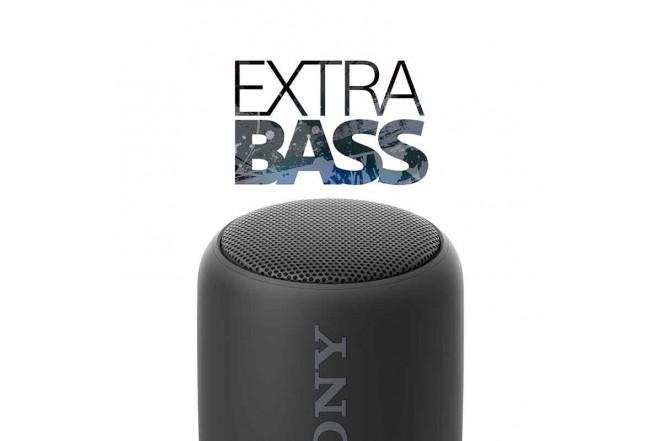 Parlante SONY SRS-XB10 5W Negro