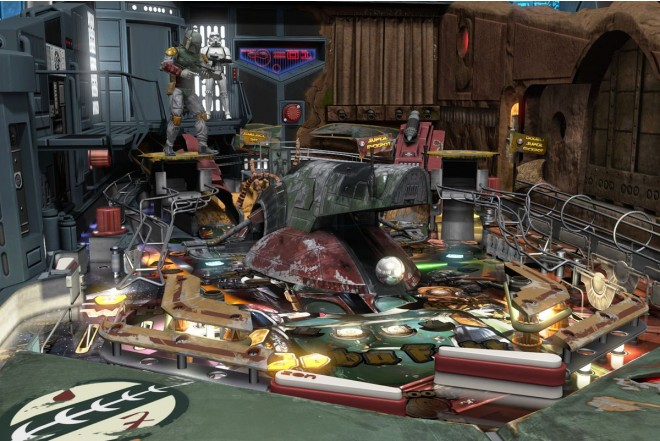 Juego Switch Star Wars Pinball 7