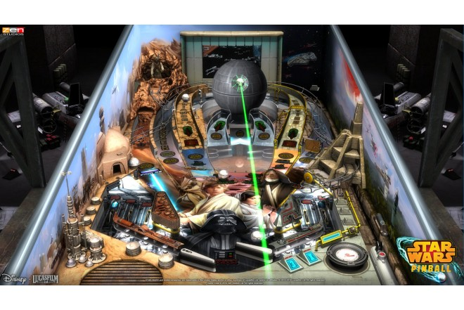Juego Switch Star Wars Pinball 4
