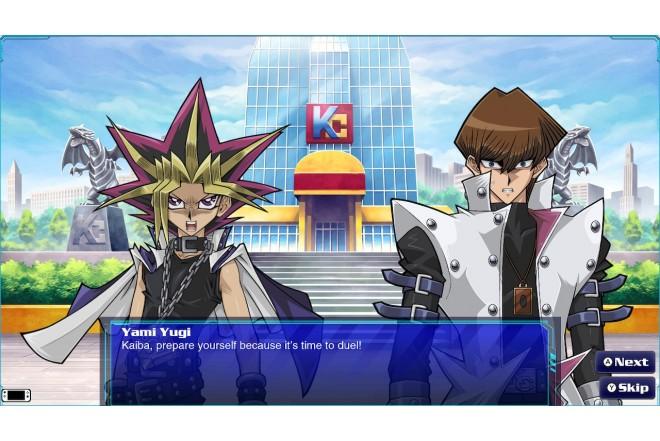 Juego Switch YU GI OH! Legacy 5