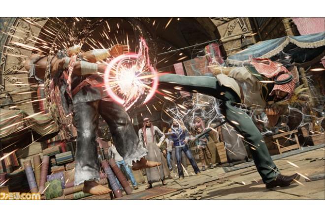 Videojuego PS4 Tekken 7-c