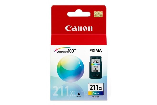 Tinta CANON Cl-211XL Color