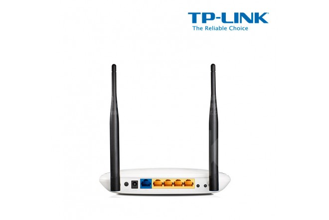 Router TP-LINK Wifi 2 Antenas 300Mbps