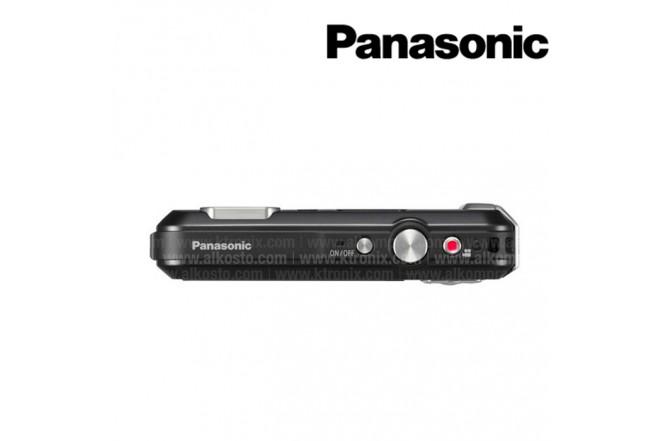Camara Sumergible PANASONIC Lumix DMC - TS30 Negra + Estuche
