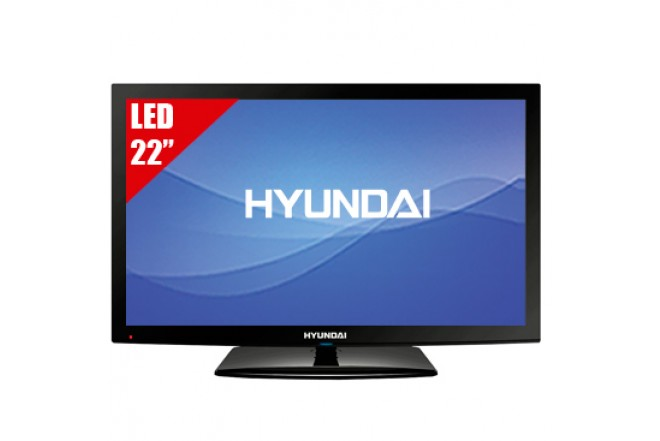 "TV 22"" LED HYUNDAI HYLED2210"