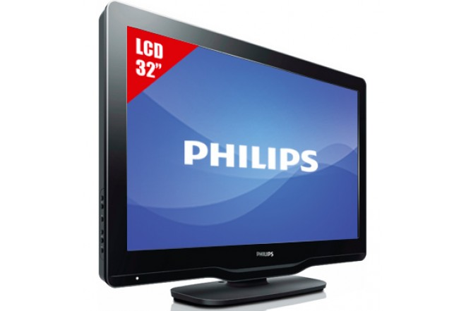 "TV 32"" LCD PHILIPS 32PFL3506 HD"