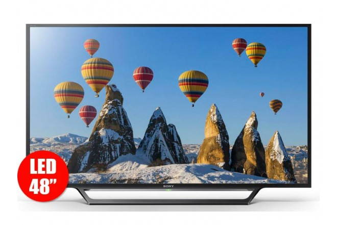 "TV 48"" 120.9 cm LED SONY 48W657D Full HD"