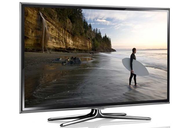 """TV 55"""" LED SAMSUNG 55ES6800 FHD 3D"""