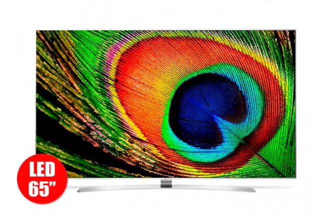 "Tv 65"" 164cm LED LG 65UH950T UltraHD Internet"