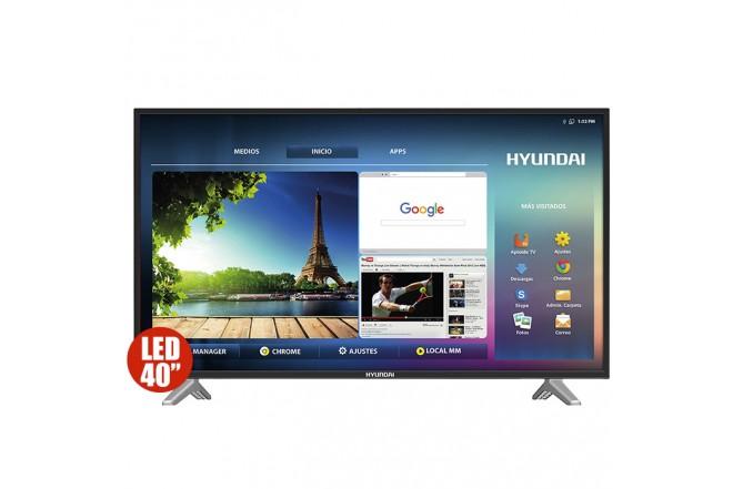 "TV 40"" 101cm HYUNDAI LED 4014 FHD Internet"