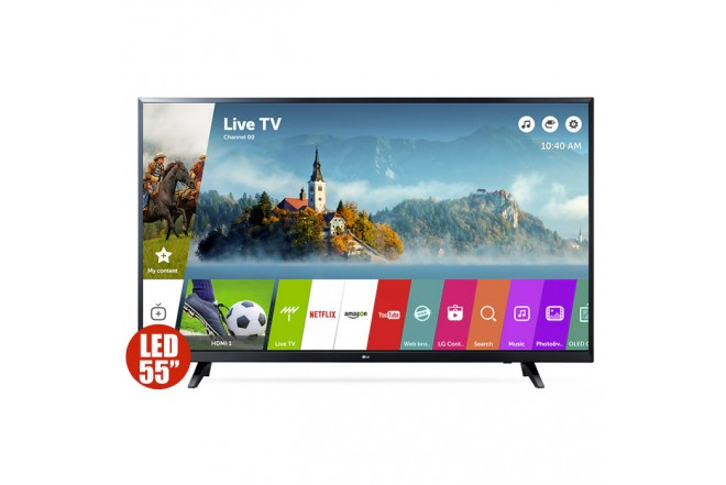 "TV 55"" 123cm LG LED 49LJ540T FHD Internet"