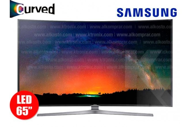 "Tv 65"" 165cm SAMSUNG 65JS9000 Super HD Internet"