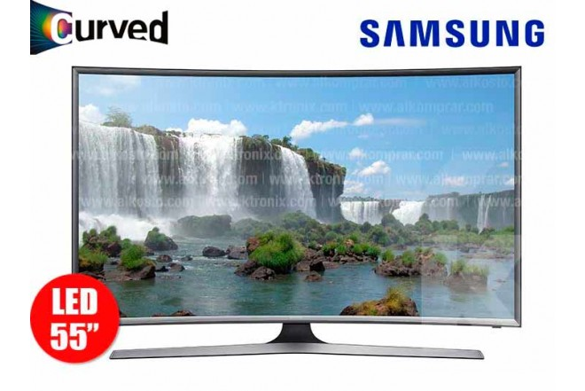 "Tv 55"" 138cm SAMSUNG 55J6500 Full HD Internet"