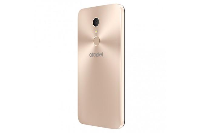 Celular libre ALCATEL U5 Negro/Dorado SS 3G