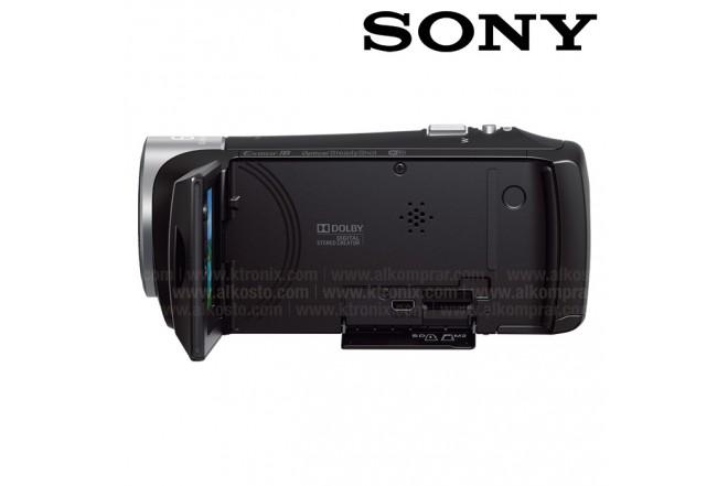 Videocámara SONY HDR-CX405 Negra