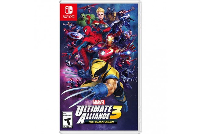 Juego Switch Marvel Ultimate Alliance 3  1